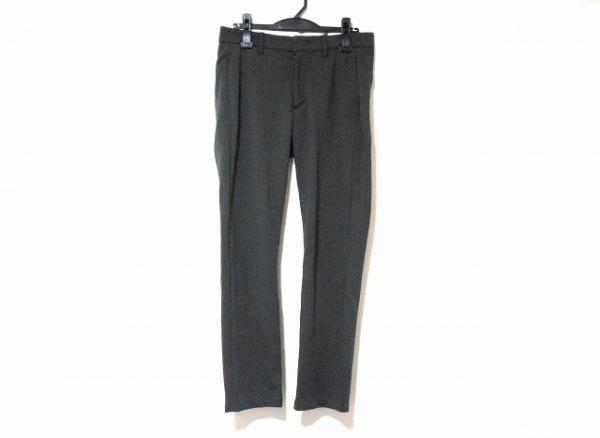 KAZUYUKI KUMAGAI(カズユキクマガイ) パンツ サイズ2 M メンズ ダークグレー