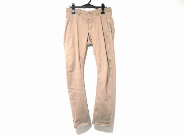 KAZUYUKI KUMAGAI(カズユキクマガイ) パンツ サイズ2 M メンズ ベージュ
