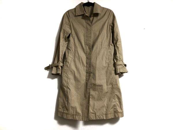 Lacoste(ラコステ) コート サイズ34 S レディース ベージュ 春・秋物