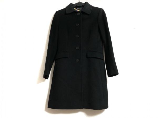 ブラックレーベルポールスミス コート サイズ40 M レディース 黒 冬物
