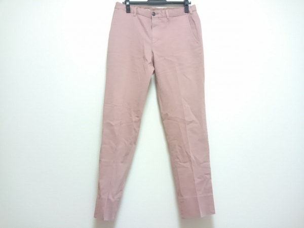 Burberry Black Label(バーバリーブラックレーベル) パンツ メンズ ピンクパープル