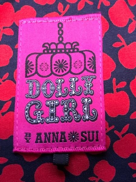 DOLLY GIRL(ドーリーガール) ジャケット サイズ1 S レディース美品  黒×ピンク