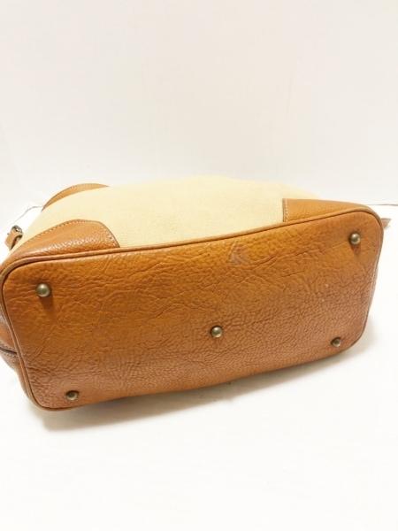 土屋鞄製造所(ツチヤカバンセイゾウショ) ショルダーバッグ ライトブラウン×ブラウン