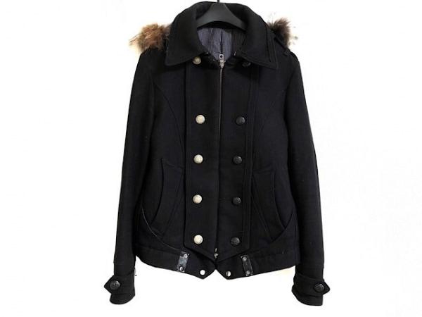 PPFM/PEYTONPLACEFORMEN(ピーピーエフエム) コート サイズS メンズ 黒 冬物