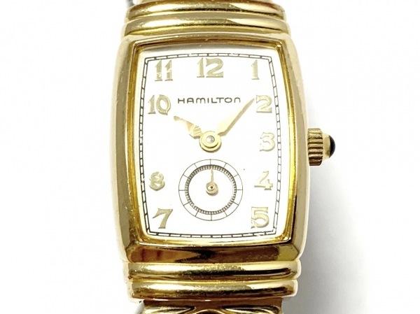 HAMILTON(ハミルトン) 腕時計 6246 レディース シルバー