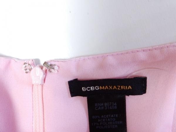 BCBGMAXAZRIA(ビーシービージーマックスアズリア) ドレス レディース ピンク ロング丈
