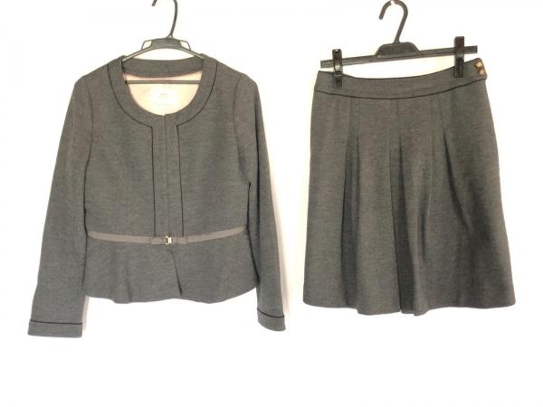 クリアインプレッション スカートスーツ サイズ3 L レディース美品