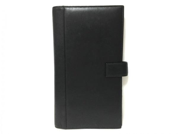 TUMI(トゥミ) カードケース 黒 レザー