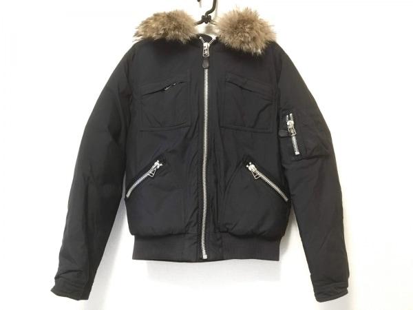 RalphLauren(ラルフローレン) ダウンジャケット サイズ9 M レディース 黒 冬物