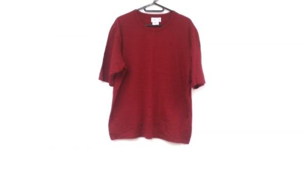 agnes b(アニエスベー) 半袖Tシャツ サイズ3 L メンズ レッド