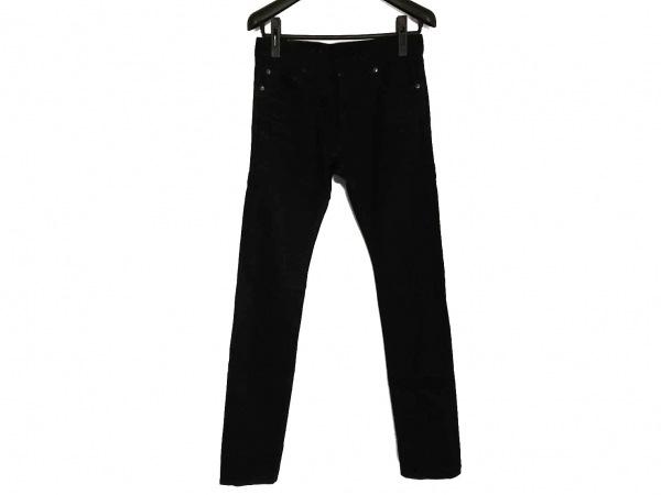 LITHIUMHOMME(リチウムオム) パンツ サイズ28 メンズ 黒
