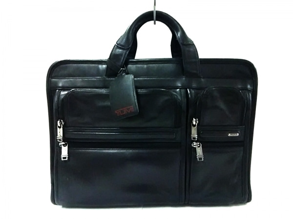 TUMI(トゥミ) ビジネスバッグ 96114D4 黒 レザー