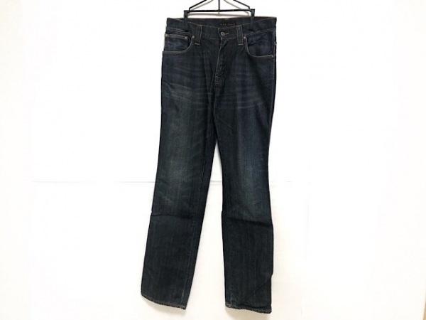 NudieJeans(ヌーディージーンズ) ジーンズ サイズ31 レディース ネイビー