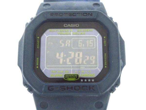 CASIO(カシオ) 腕時計 G-SHOCK GW-M5610NV メンズ 黒