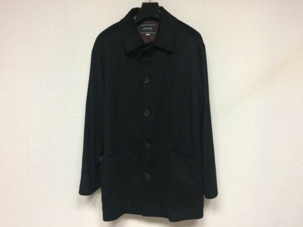 KAMANTA(カマンタ) コート サイズ48 XL メンズ美品  黒 冬物