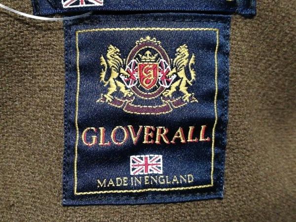 gloverall(グローバーオール) ダッフルコート メンズ美品  ブラウン 冬物