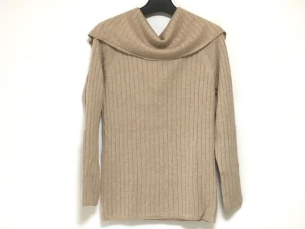 anatelier(アナトリエ) 長袖セーター サイズ38 M レディース ベージュ