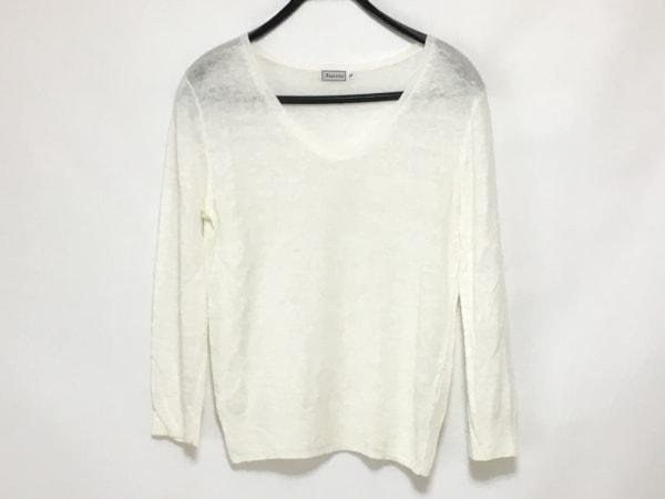 anatelier(アナトリエ) 長袖セーター サイズ38 M レディース美品  アイボリー