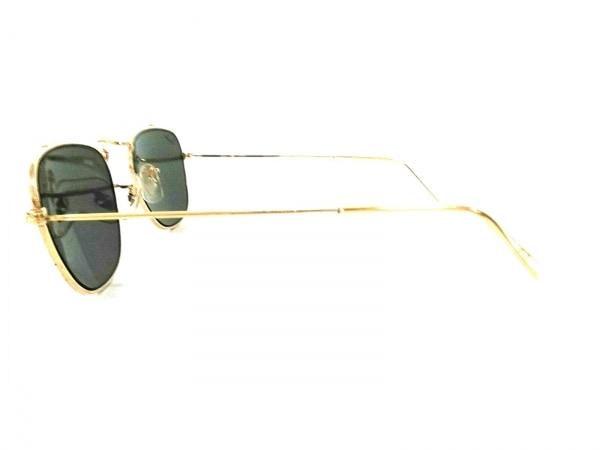 Ray-Ban(レイバン) サングラス W1344 ダークネイビー×ゴールド 金属素材