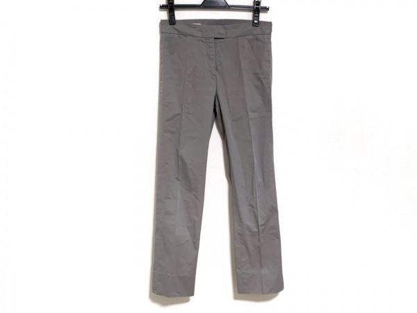 JILSANDER(ジルサンダー) パンツ サイズ32 XS レディース グレー