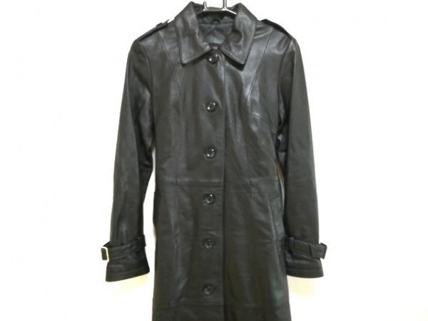 LittleNewYork(リトルニューヨーク) コート サイズ6 M レディース新品同様  黒