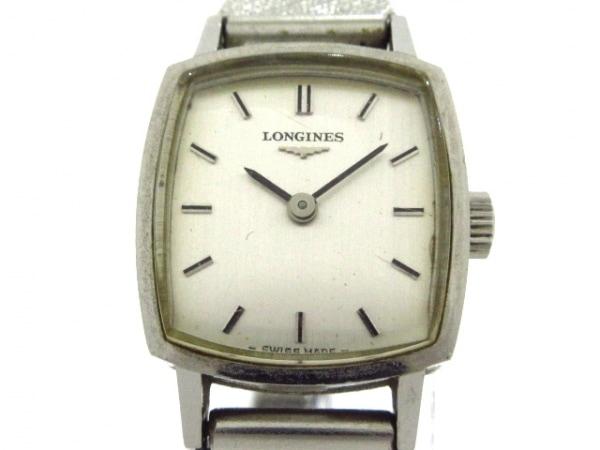 LONGINES(ロンジン) 腕時計 - ボーイズ シルバー
