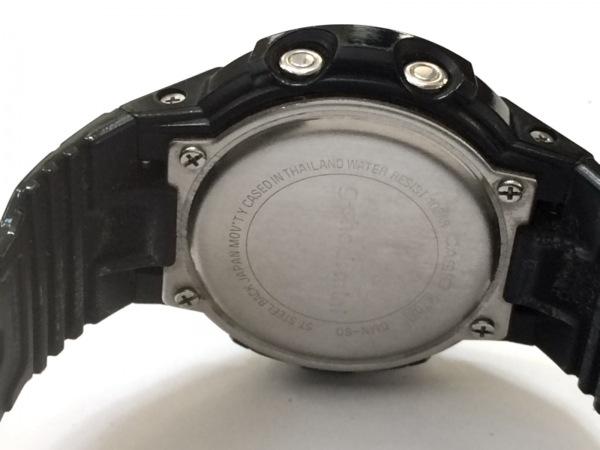 CASIO(カシオ) 腕時計 G-SHOCK mini GMN-50 レディース ラバーベルト 黒×ピンク