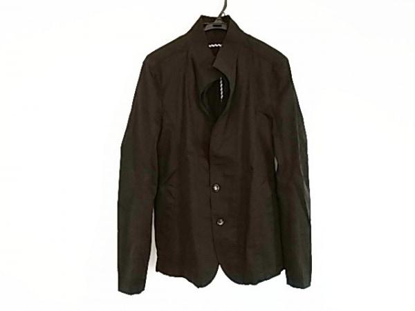 NICOLE CLUB(ニコルクラブ) コート サイズ48 XL メンズ 黒