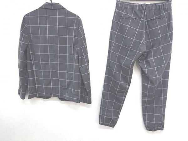 LHP(エルエイチピー) レディースパンツスーツ サイズS レディース チェック柄