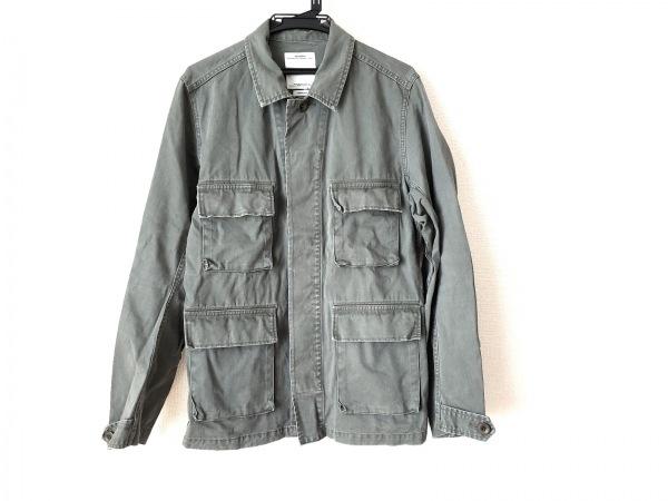 VISVIM(ビズビム) ジャケット サイズ3 L メンズ ダークグリーン