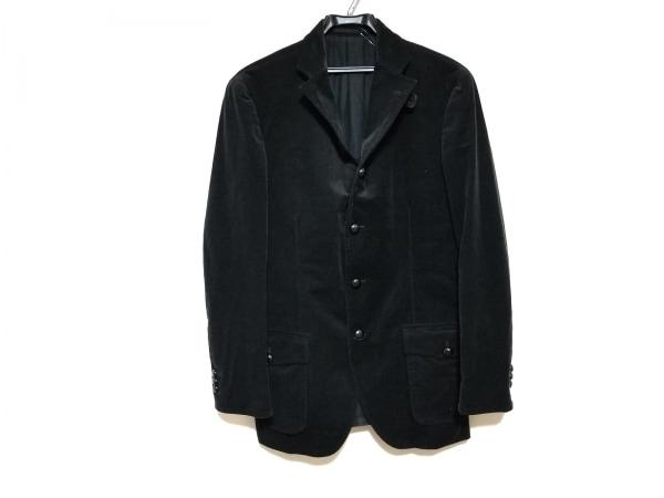 TOMORROWLAND(トゥモローランド) ジャケット サイズ50 メンズ美品  黒