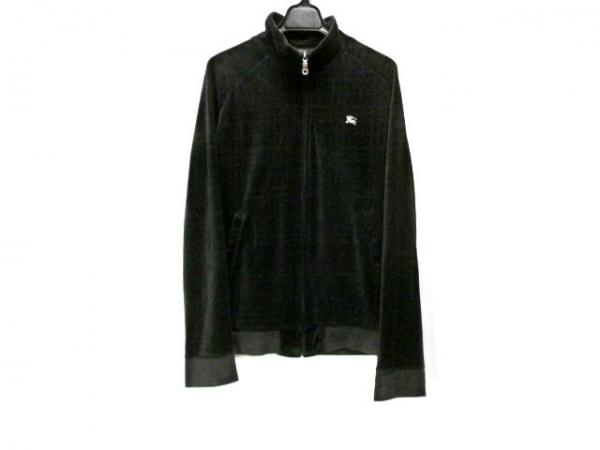 Burberry Black Label(バーバリーブラックレーベル) ブルゾン サイズ3 L メンズ 黒