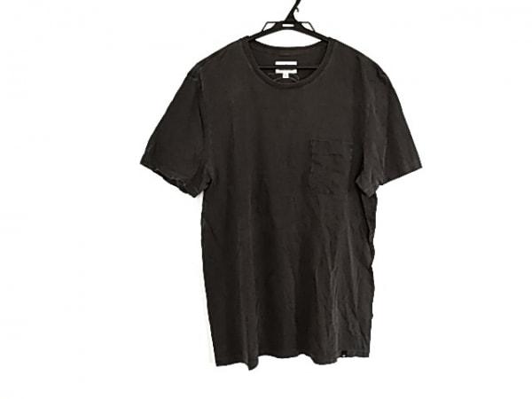エージーアドリアーノゴールドシュミット 半袖Tシャツ サイズM メンズ ダークグレー