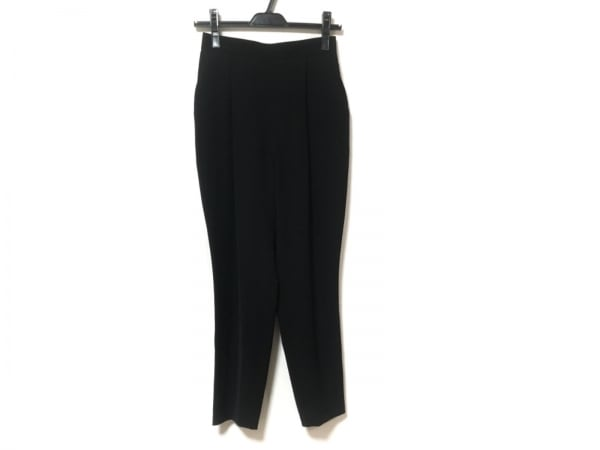 ENFOLD(エンフォルド) パンツ サイズ36 S レディース美品  黒 ウエストゴム