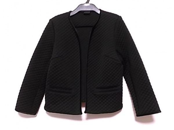 ダブルスタンダードクロージング ジャケット サイズF レディース 黒 キルティング