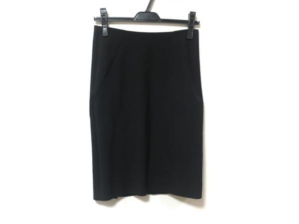 theory(セオリー) スカート サイズX O レディース美品  黒