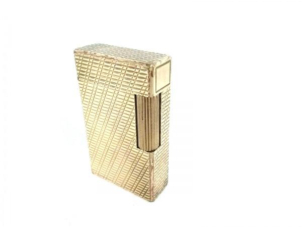 Dupont(デュポン) ライター ゴールド 金属素材