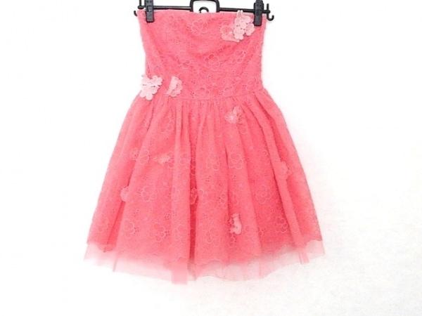 KEITA MARUYAMA(ケイタマルヤマ) ワンピース サイズF レディース美品  ピンク