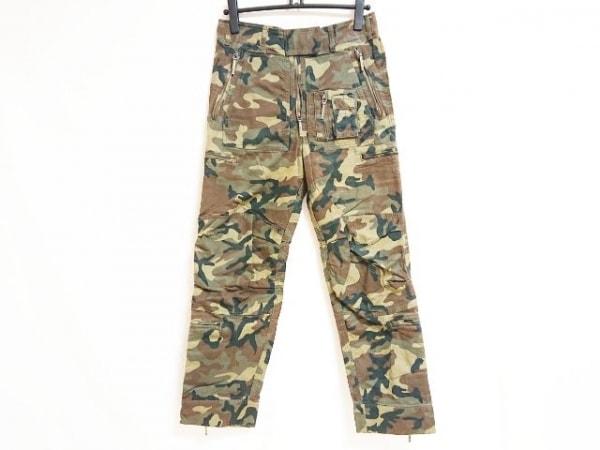 ripvanwinkle(リップヴァンウィンクル) パンツ サイズ3 L メンズ 迷彩柄