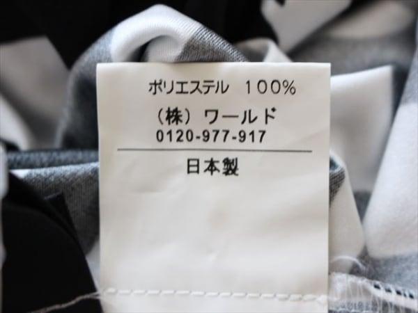 CdeC COUP DE CHANCE(クードシャンス) ワンピース サイズ36 S レディース美品  黒×白