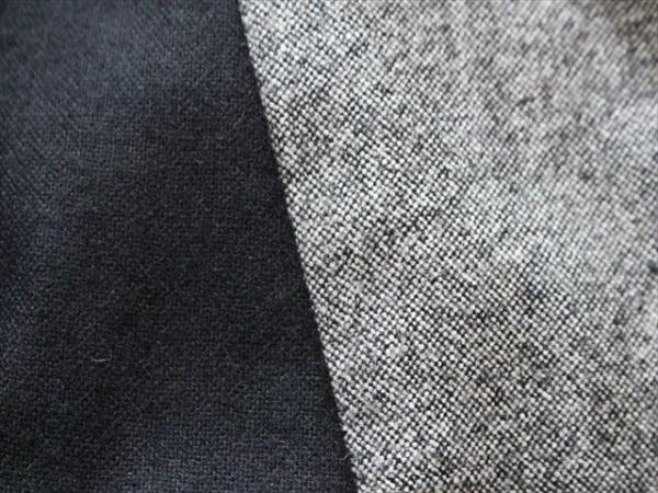 クードシャンス ワンピース サイズ36 S レディース美品  グレー×黒