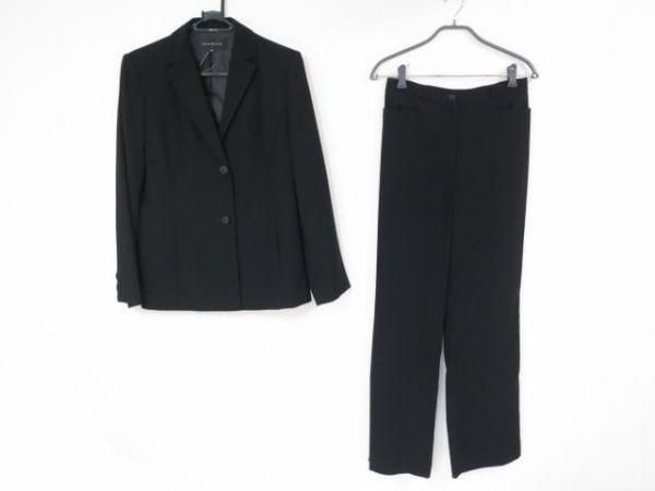SOIR BENIR(ソワールベニール) レディースパンツスーツ サイズ13AR M レディース 黒