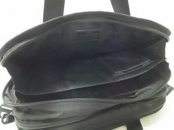 TUMI(トゥミ) ビジネスバッグ 26141DH 黒 TUMIナイロン×レザー