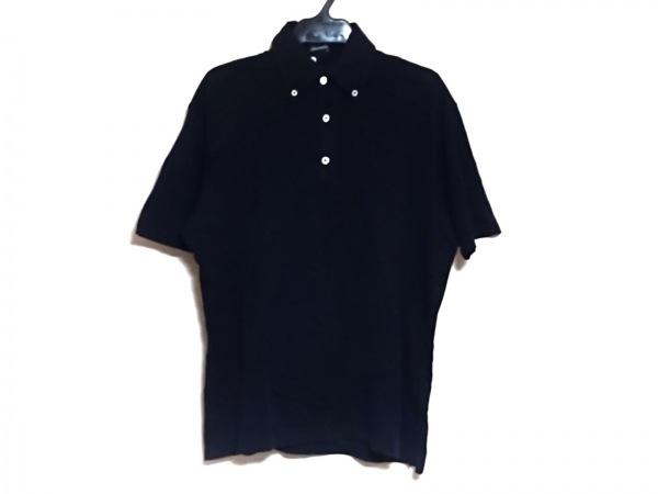 Drumohr(ドルモア) 半袖ポロシャツ サイズM メンズ ネイビー
