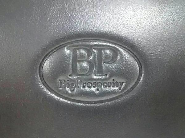 Big Prosperity(ビッグフプロスぺリティ) ハンドバッグ 黒 レザー