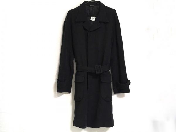 BIGLIDUE(ビリデューエ) コート サイズ48 XL レディース 黒 春・秋物