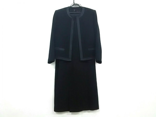 YUKITORII(ユキトリイ) ワンピーススーツ サイズ11 M レディース 黒