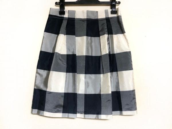 トゥモローランド スカート サイズ38 M レディース チェック柄 1