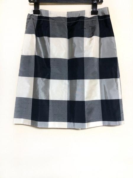トゥモローランド スカート サイズ38 M レディース チェック柄 2