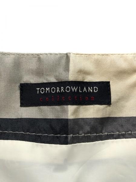 トゥモローランド スカート サイズ38 M レディース チェック柄 3